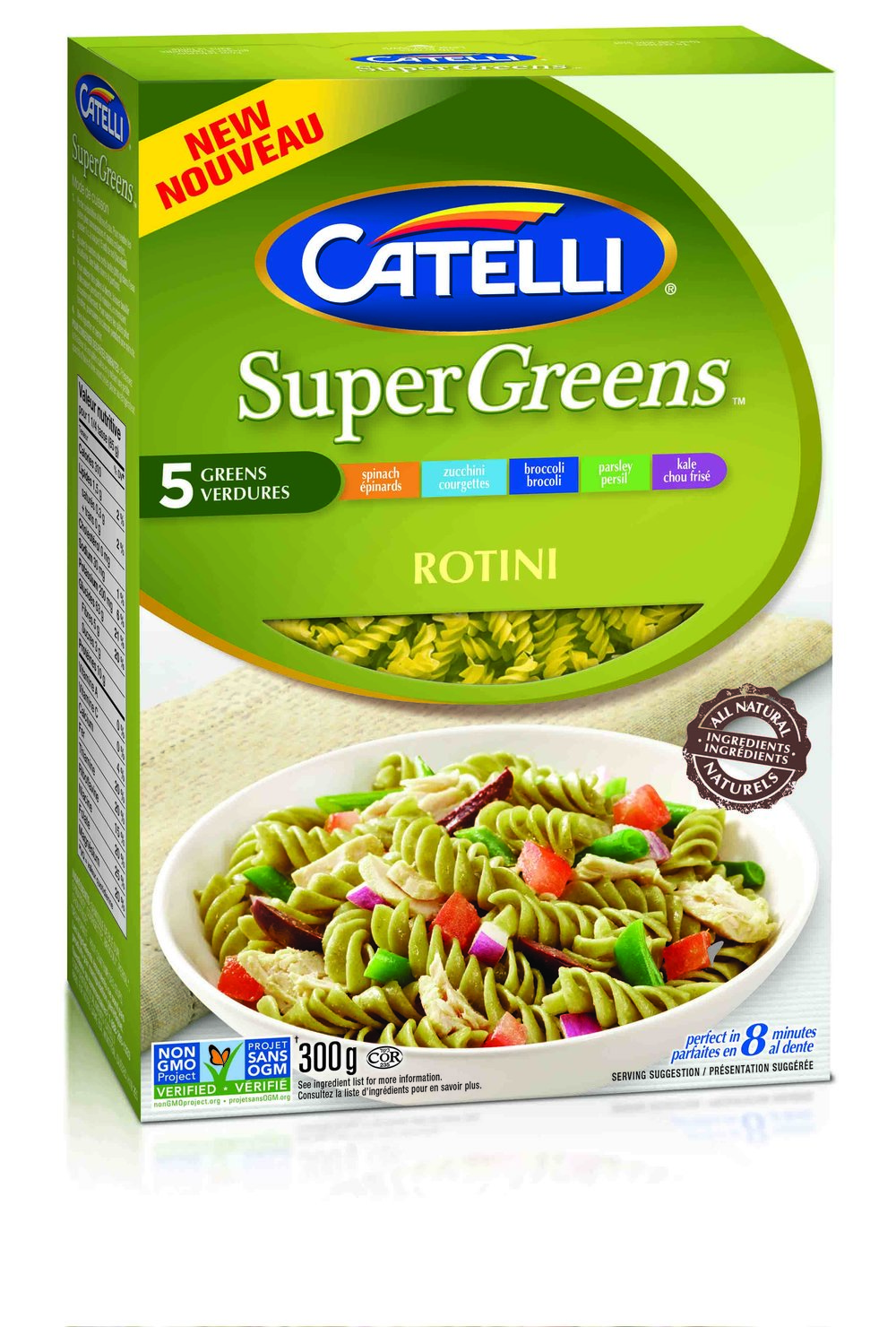 Catelli SuperGreens Pasta