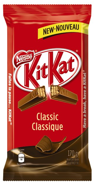 Kit Kat Sharing Bar