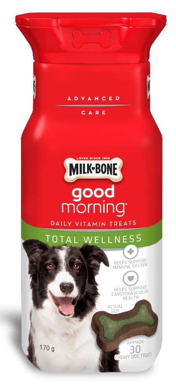 Milk-Bone Good Morning Daily Vitamin Treats
