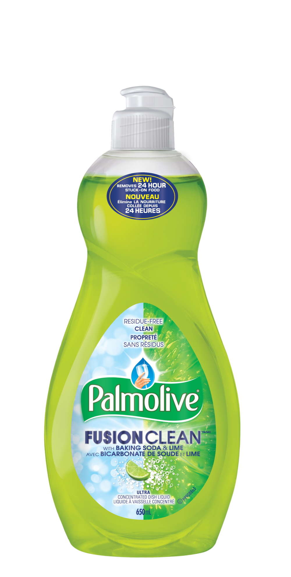 Palmolive Fusion Clean Baking Soda & Lime