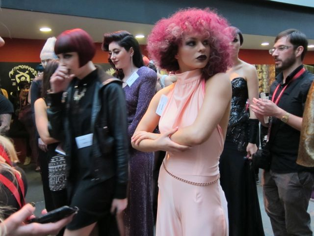london round house wella trend vison 2012
