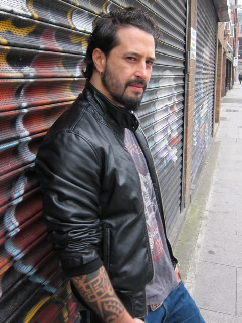 rock and roll hairstyles for men