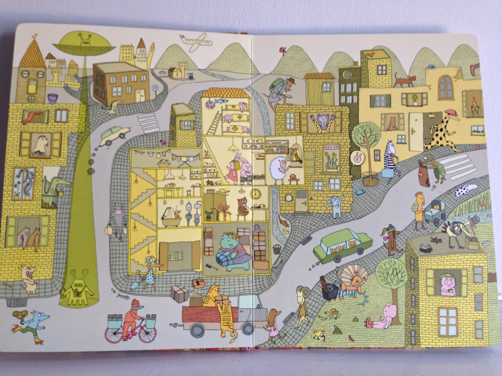 Children's Book Review: Maps + Welcome to Mamoko by Rebecca Pitts