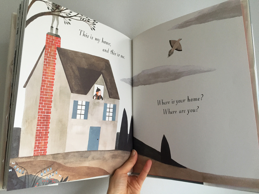 Raising Freethinkers, Diversity, and a Picture Book called Home by Rebecca Pitts