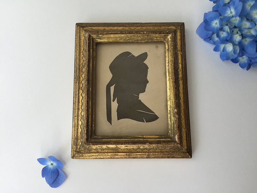 How to Make Sunprint Silhouettes by Rebecca Pitts