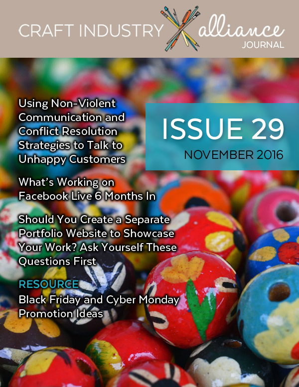 Craft Industry Alliance Issue 29