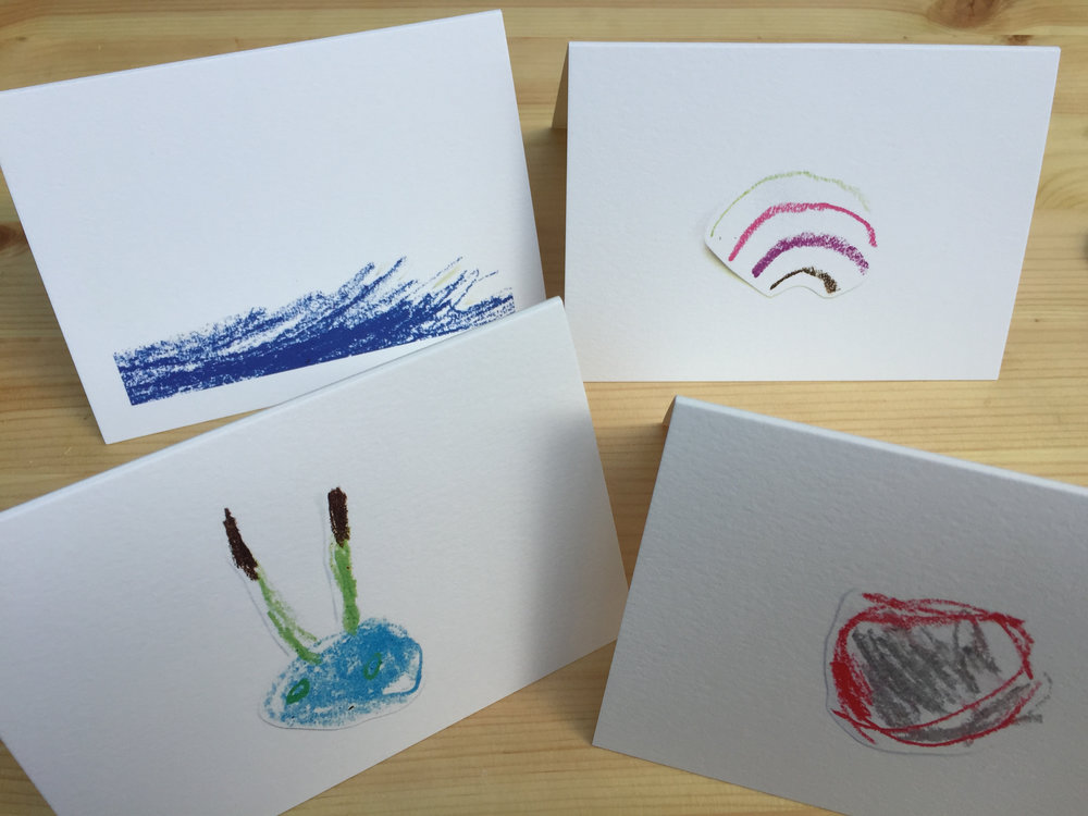 DIY Notecard Sets of Your Child's Artwork by Rebecca Pitts for Dear Handmade Life - 05.jpg