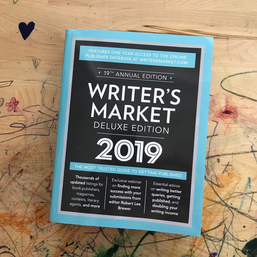 The Writer's Market 2019