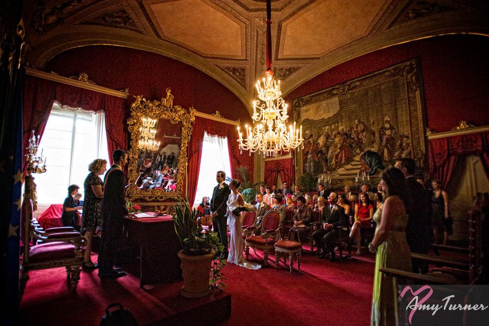 La Sala Rossa, Firenze