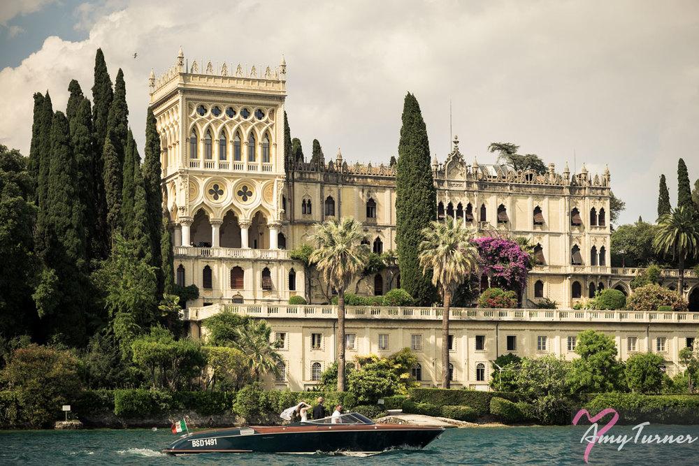 Isola del Garda, Lake Garda