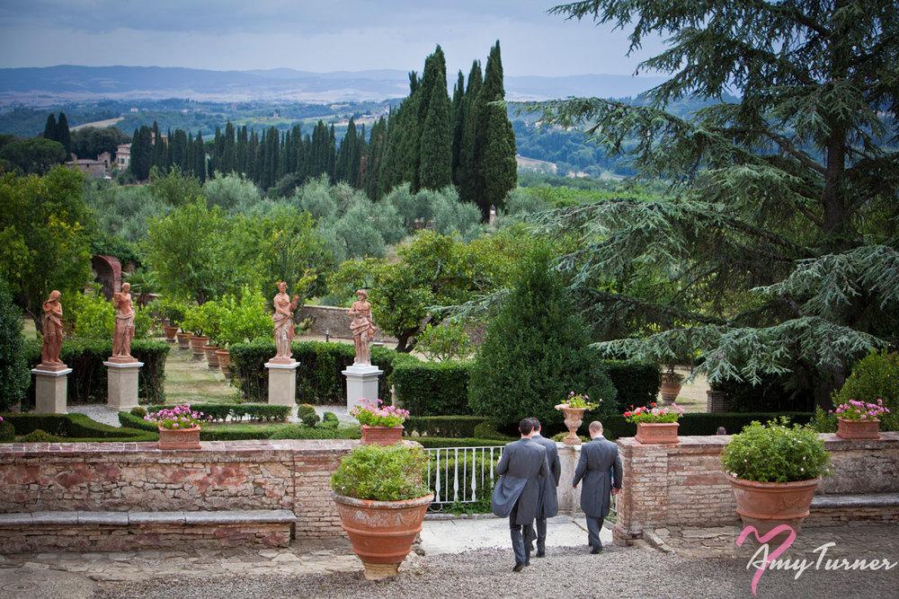Villa Catignano, Siena, Tuscany