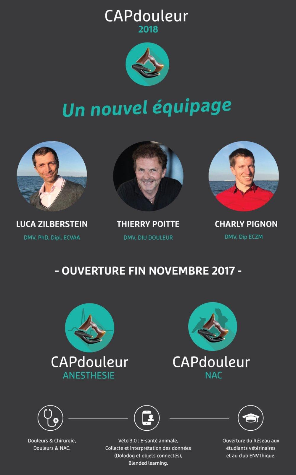 OCTOBRE 2017 Un Nouvel Equipage