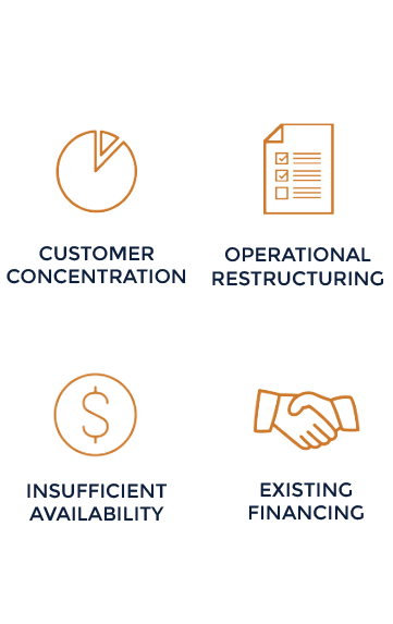 These challenges presented the company with unique issues to overcome.