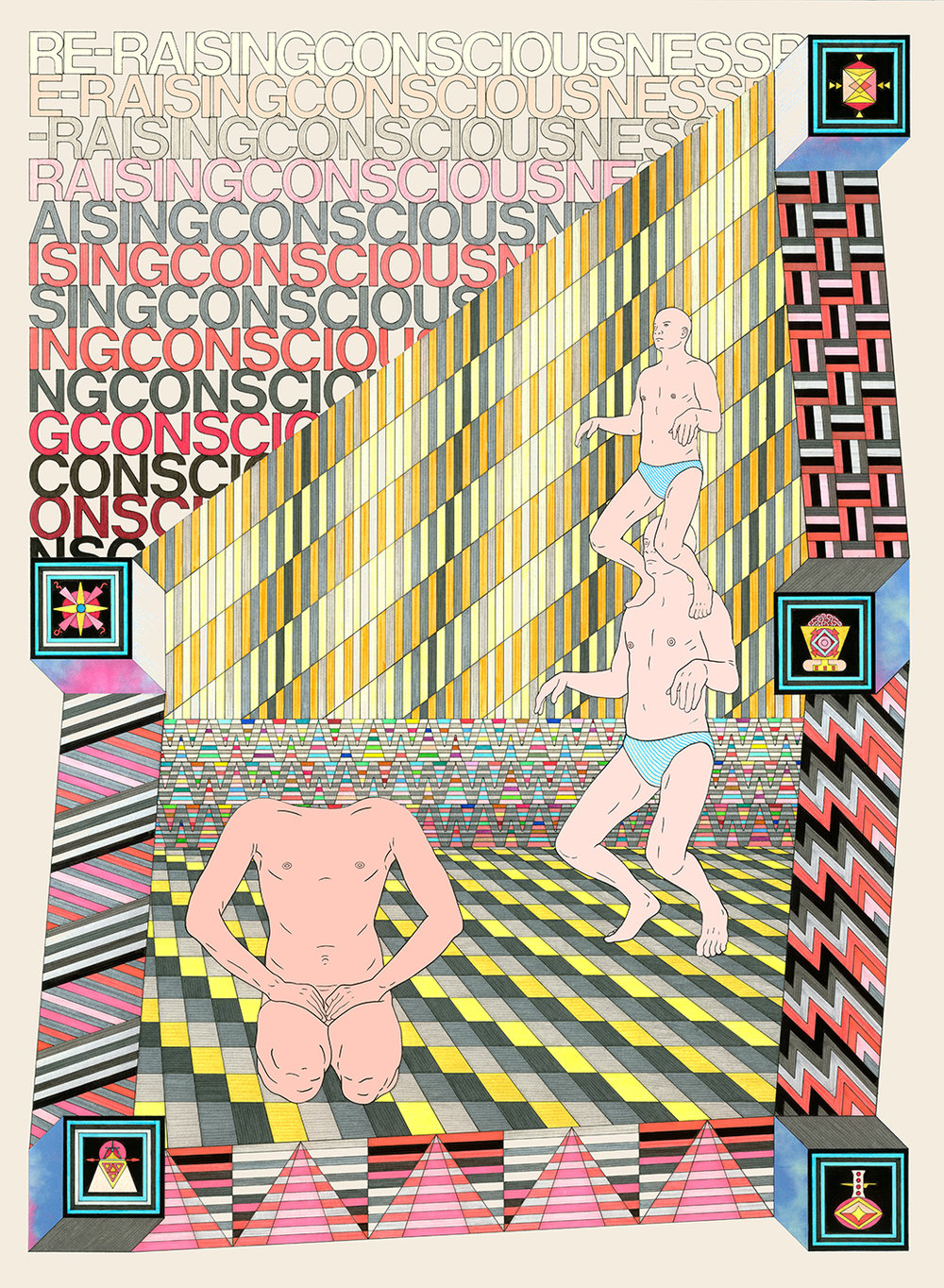 Re-Raising Consciousness, 2014