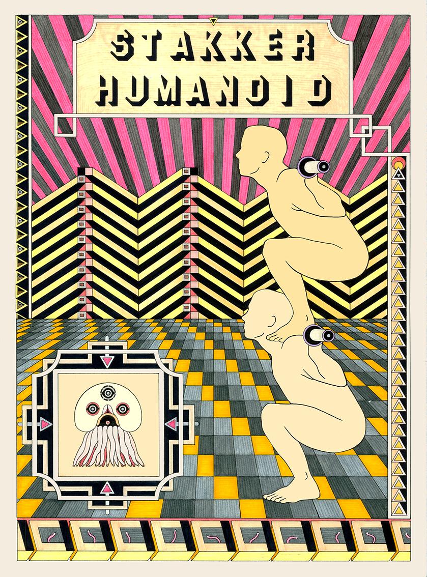 Stakker Humanoid, 2014