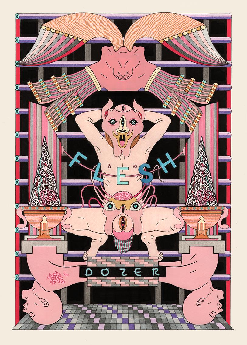Flesh Dozer, 2016