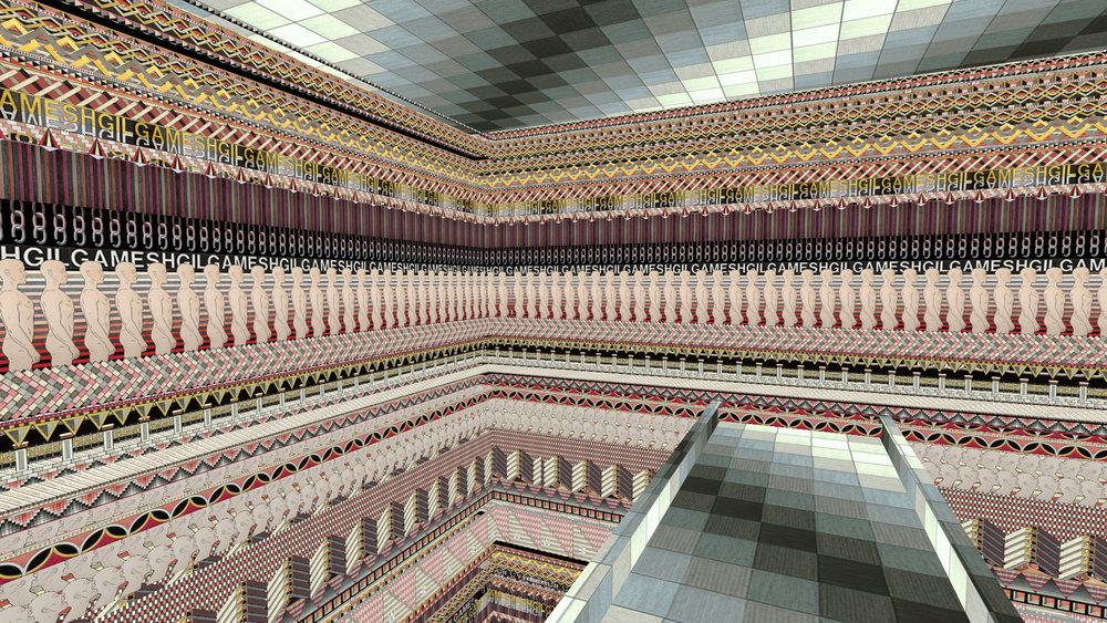 Ixian Gate (VR Still), 2015