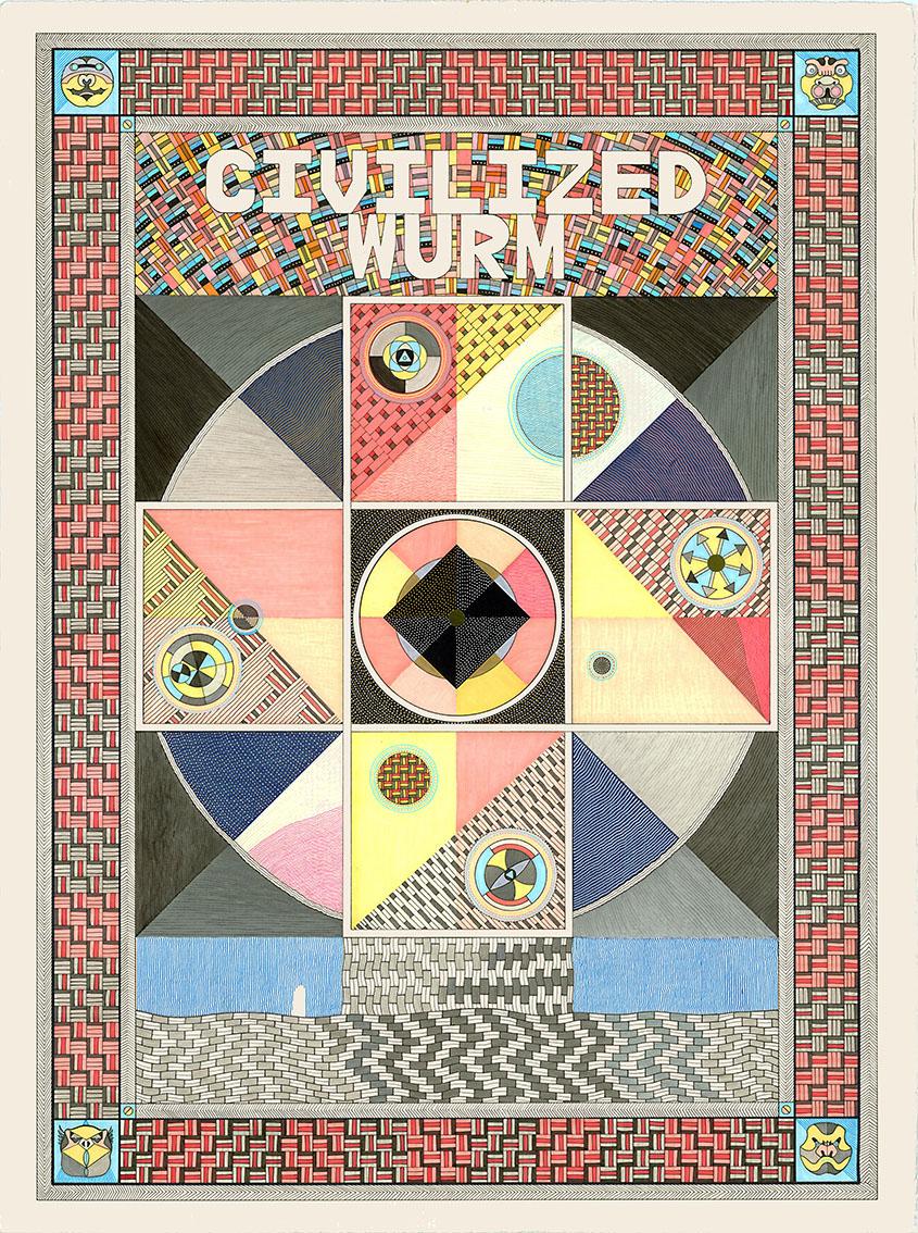 Civilized Wurm, 2012