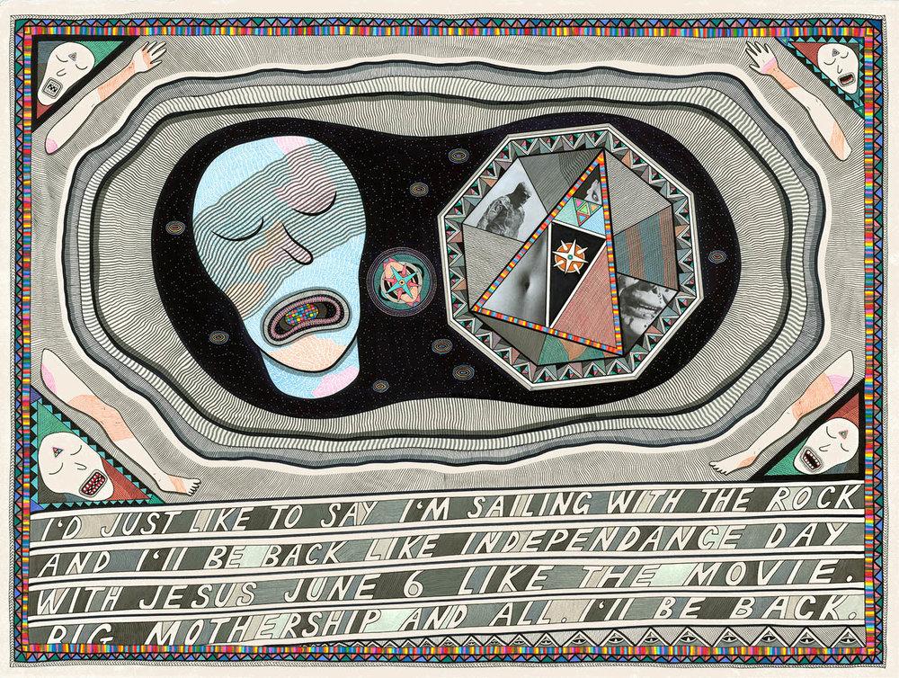Aileen Wuornos Mothership, 2012