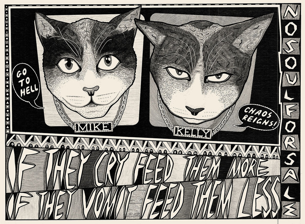 If They Cry Feed Them More, 2010