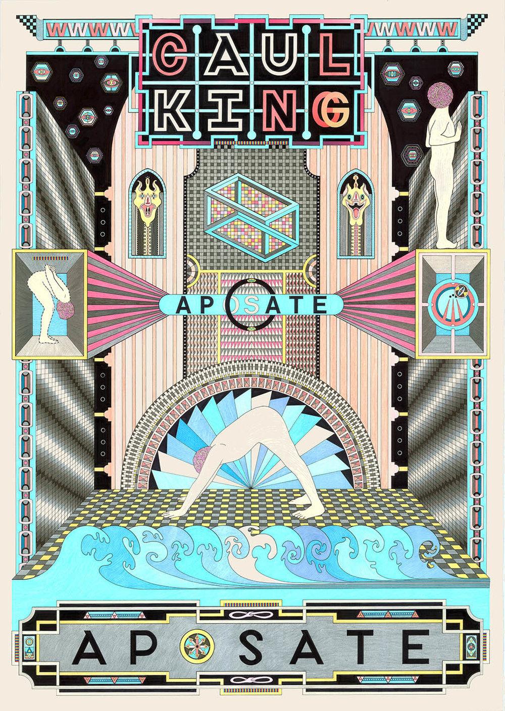 Caul King Apostate, 2013