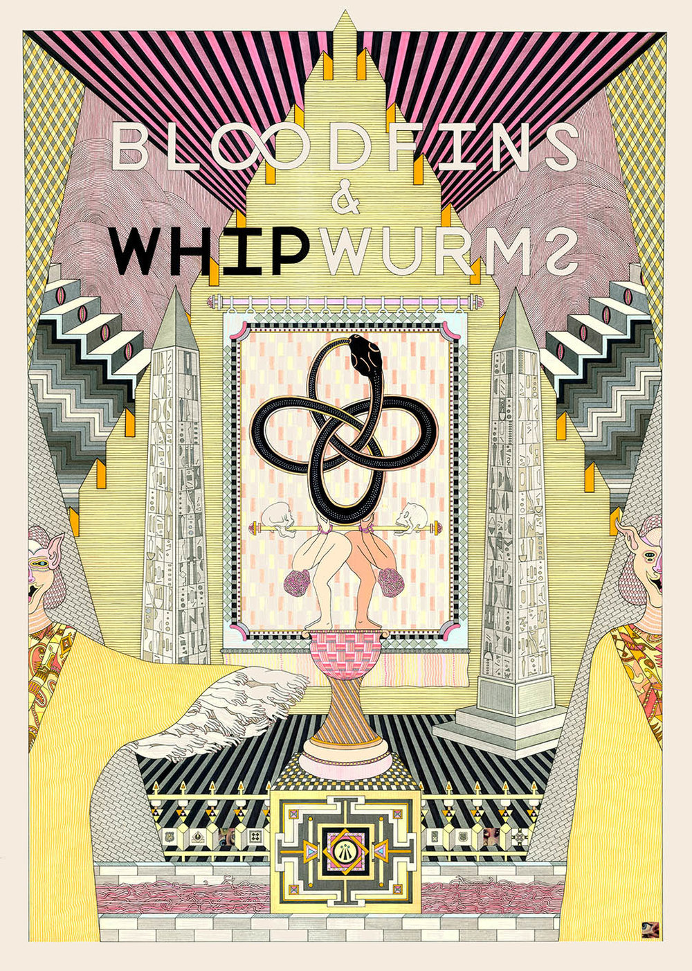 Bloodfins & Whipwurms, 2013