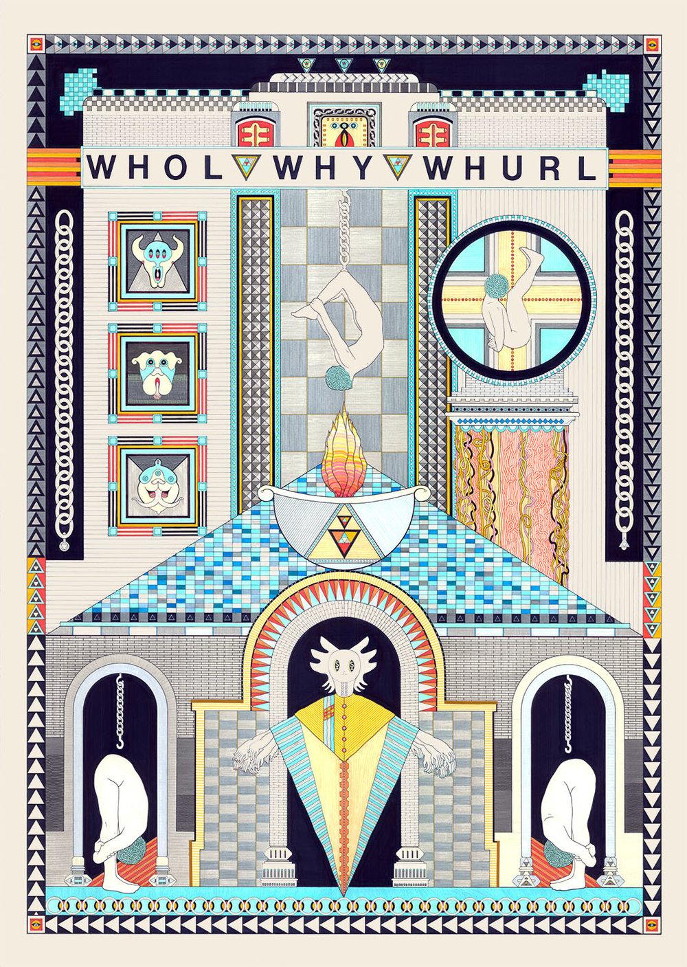 Whol Why Whurl, 2013