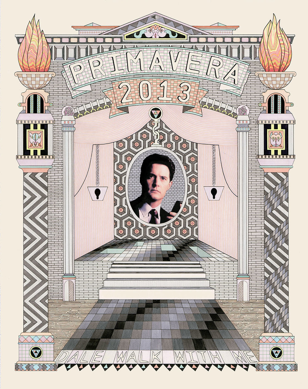 Cover for Primavera exhibition catalogue, 2013 Museum of Contemporary Art, Sydney, Australia
