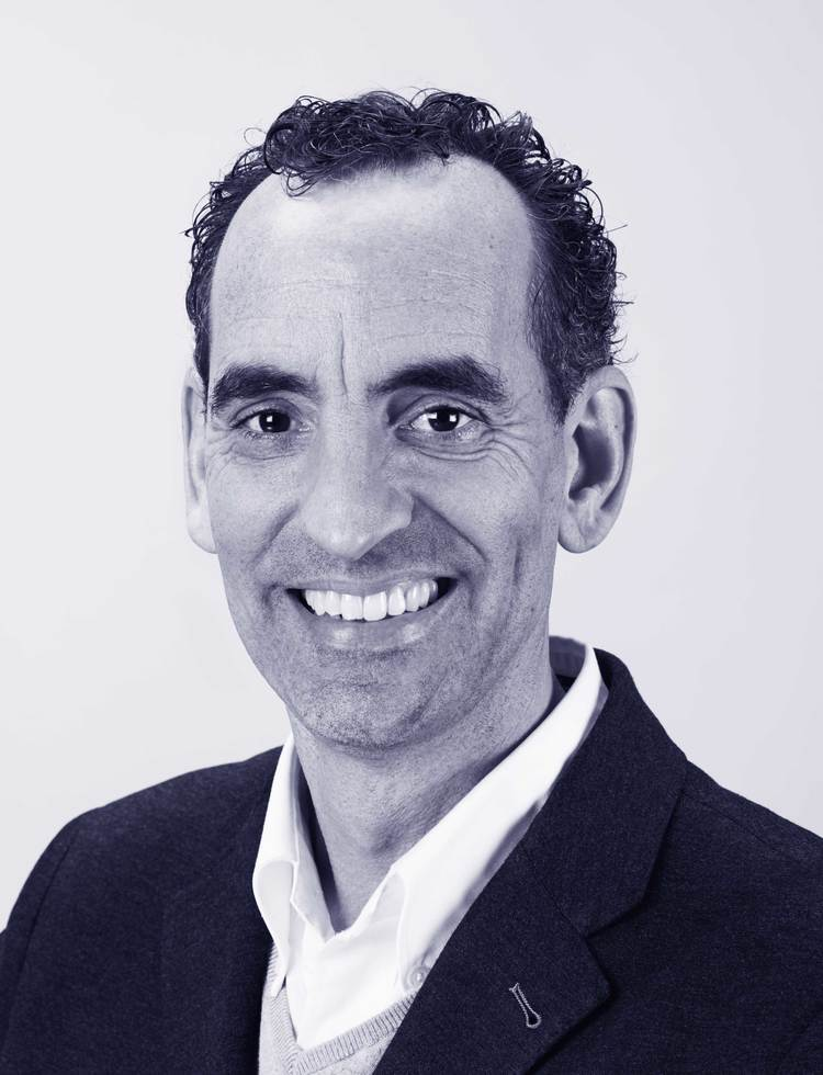 Patrick Savoy, Head of Partnerships & Sponsorship Sales and Zago-relations