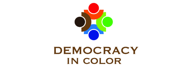 Democracy in Color is an organization dedicated to empowering the New American Majority—multiracial, multicultural, and progressive—through media, public conversations, research and analysis on race and politics.