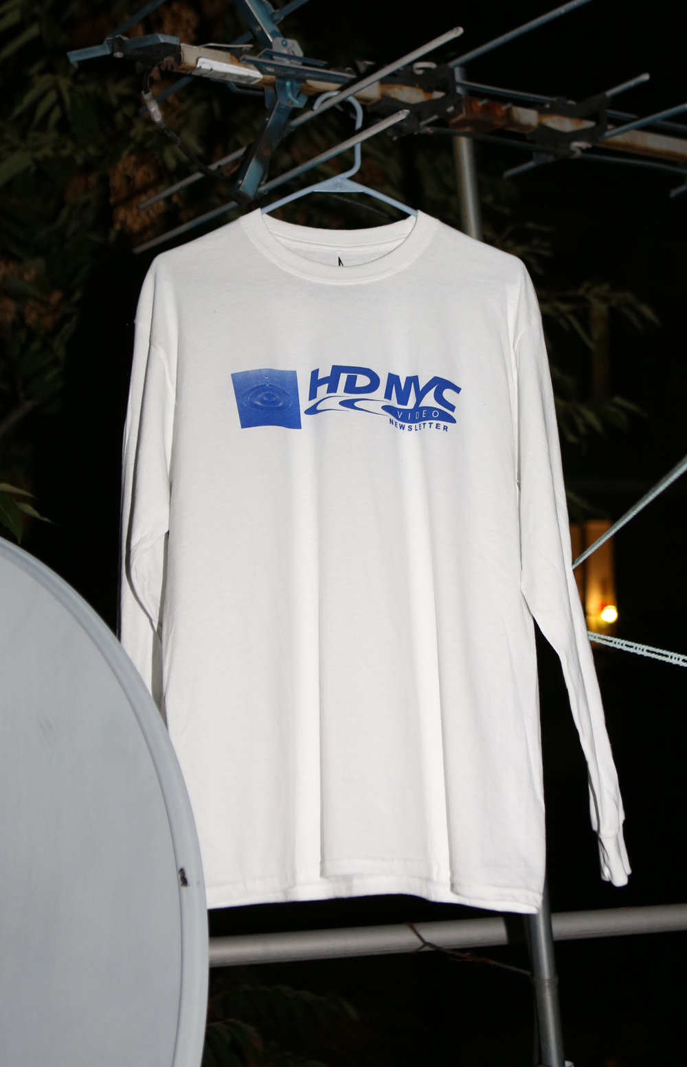 HD DROPLET LONG SLEEVE T