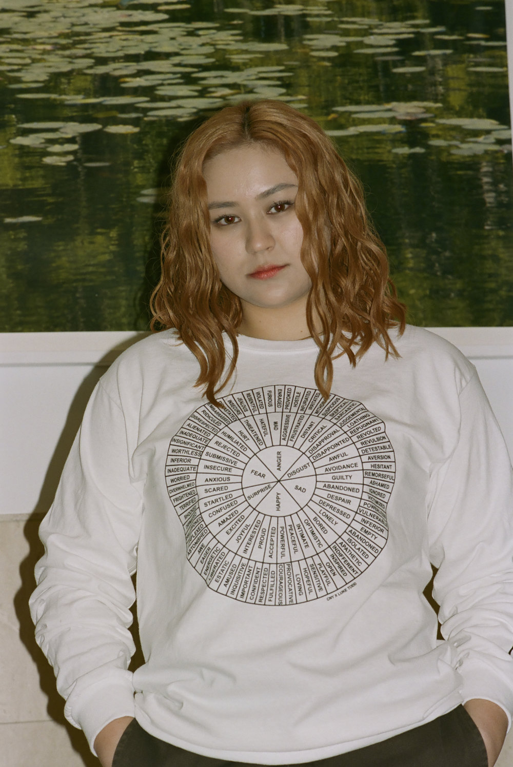 FEEL WHEEL LONGSLEEVE=== *****CNY X LUKE TODD COLLABO*****