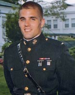 1st Lt. Travis L. Manion  April 29, 2007 Iraq