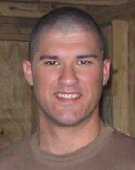 Staff Sgt. Jason D. Whitehouse  November 2, 2006 Iraq