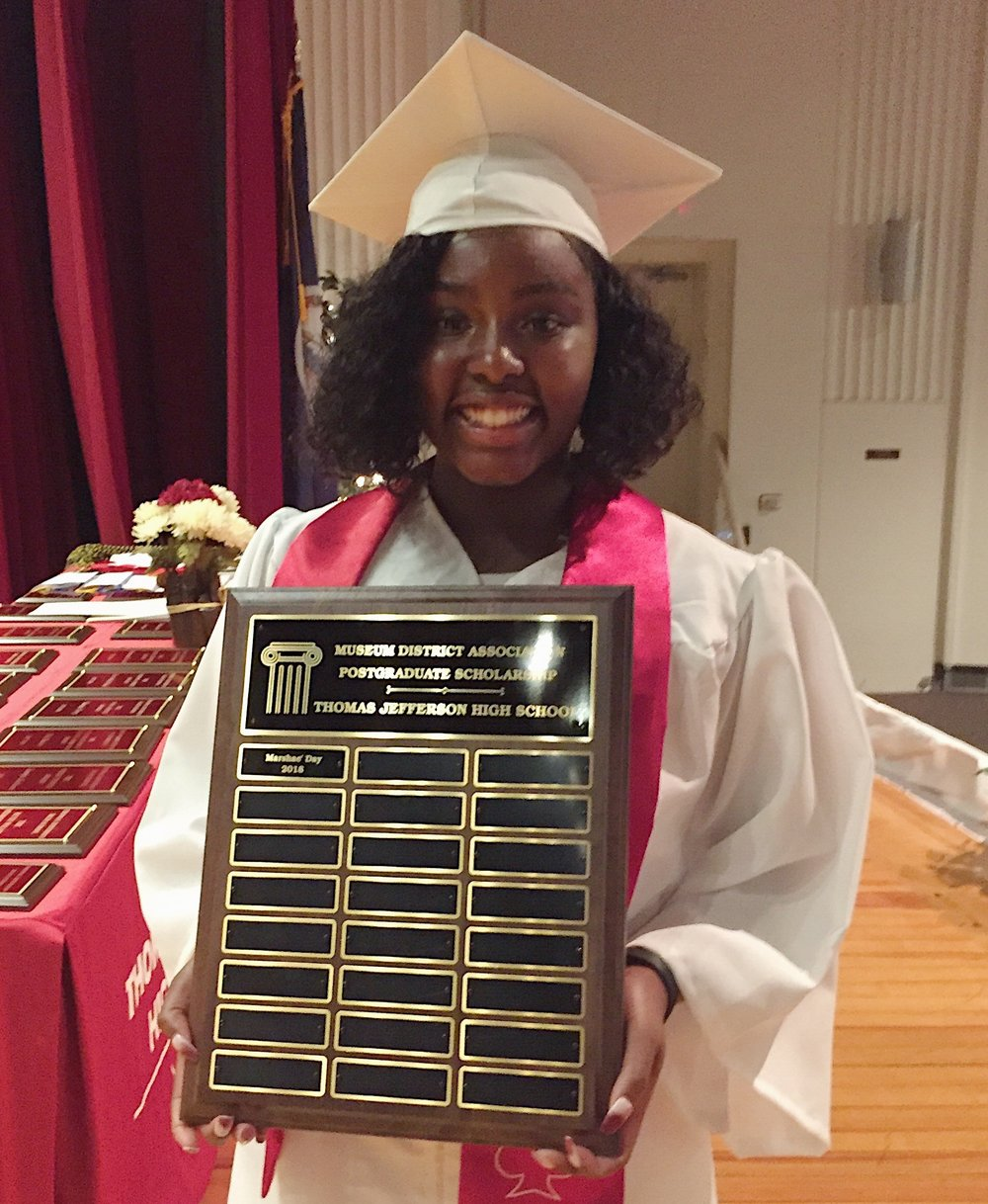 2018 recipient MarshaéDay
