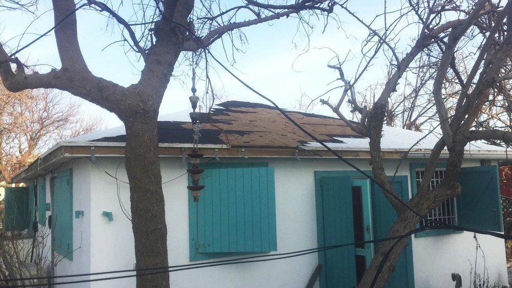 Seasongs Cottage Hurricane Irma 1