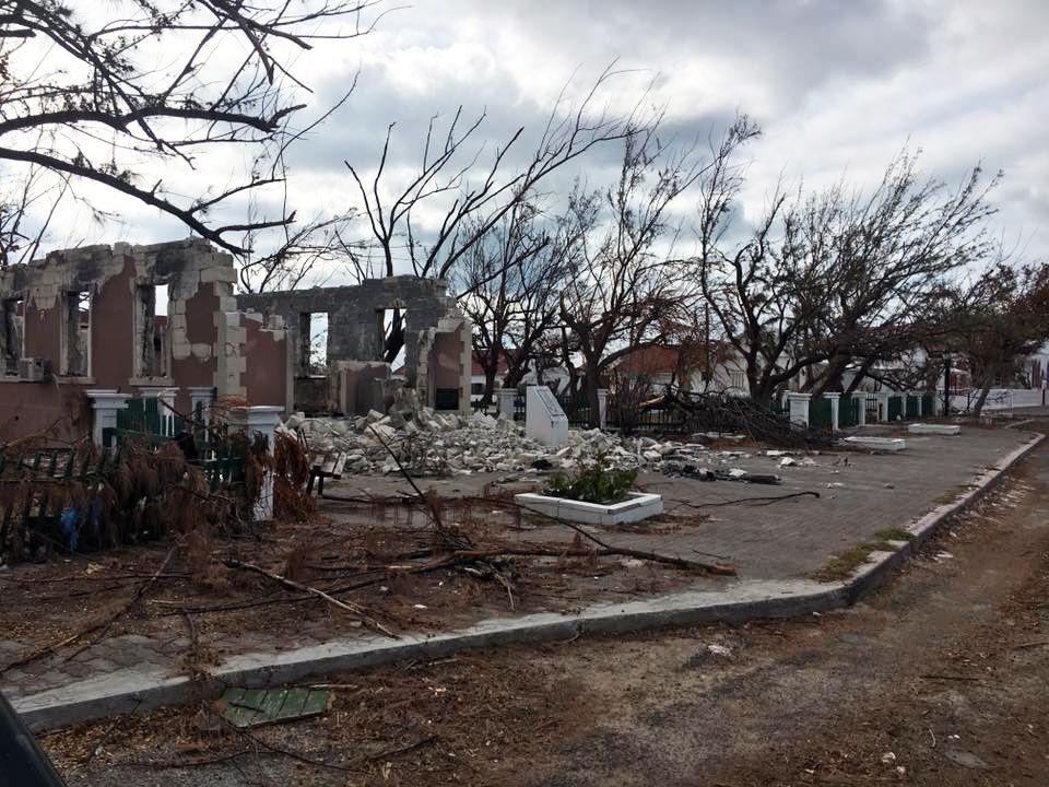 Seasongs Cottage Hurricane Irma 2