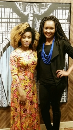 With Spencer St Fleur  Wellness Coach |Nutrition |NaturalHair |Blogger |Brand Influencer |CrossFit