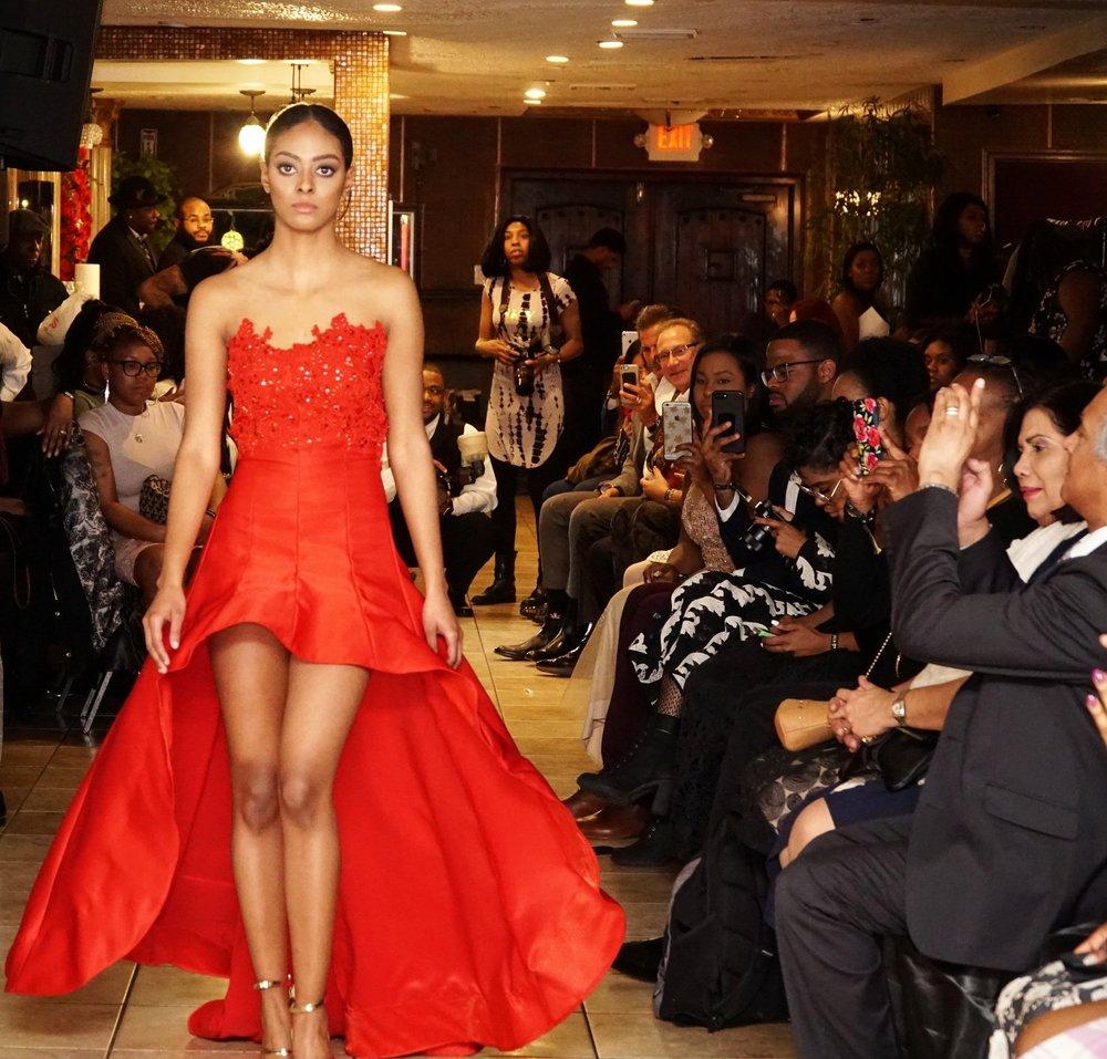 Designer Tiffany Toussaint