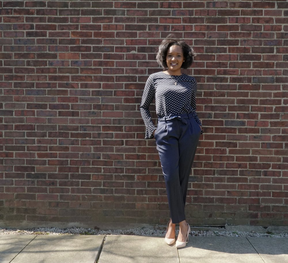 Martine Cadet Lifestyle Blogger Styling Primark Outfit