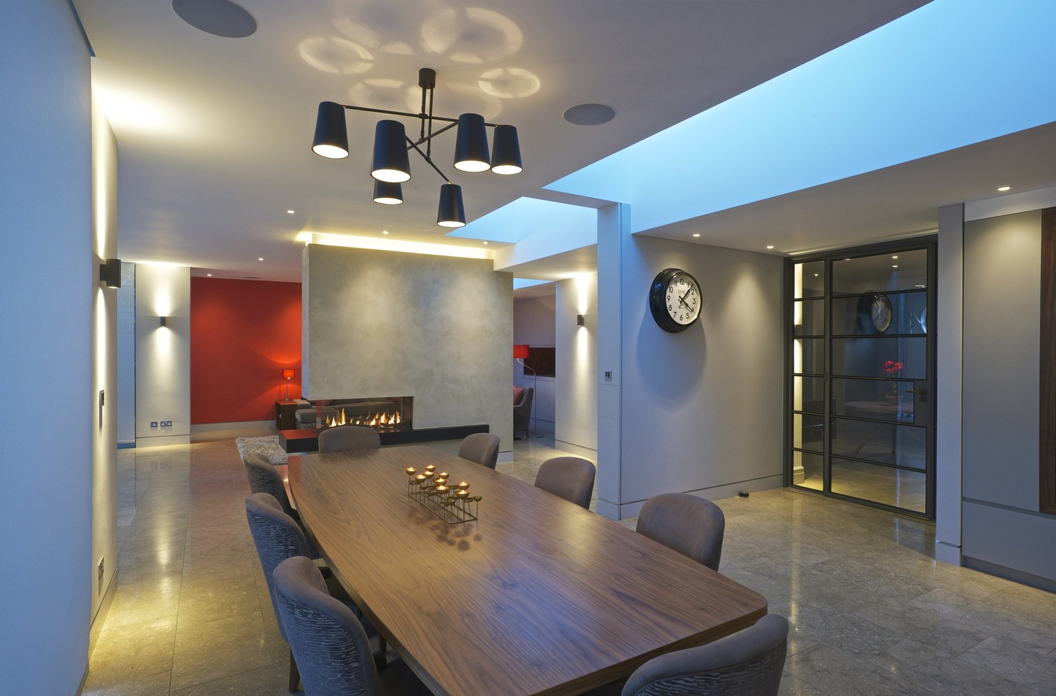 sian baxter lighting design  residential and commercial lighting  - fife sian baxter lighting design sbl