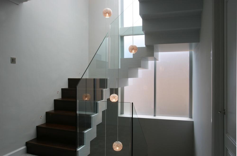 Sian Baxter Lighting Design - residential example - www.sianbaxterlighting.com