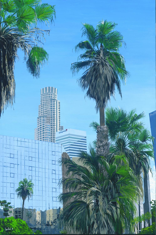the palms