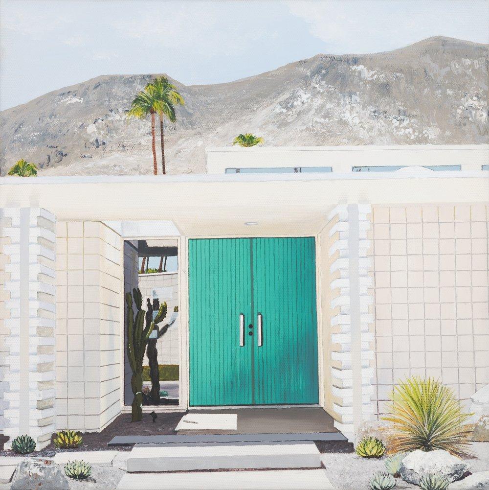 turquoise door  sc 1 st  modernism u2014 fabrice spies fine art & modernism u2014 fabrice spies fine art