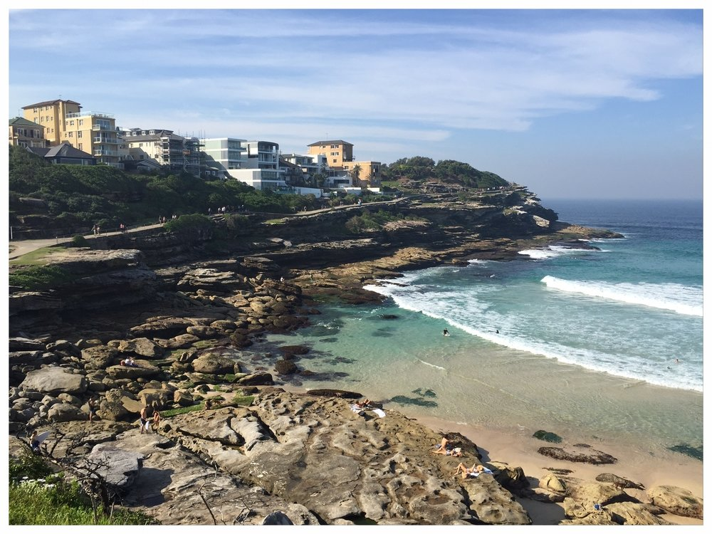 Bondi to Bronte Costal Walk