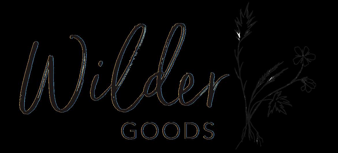 Home  Shop. Wilder Goods