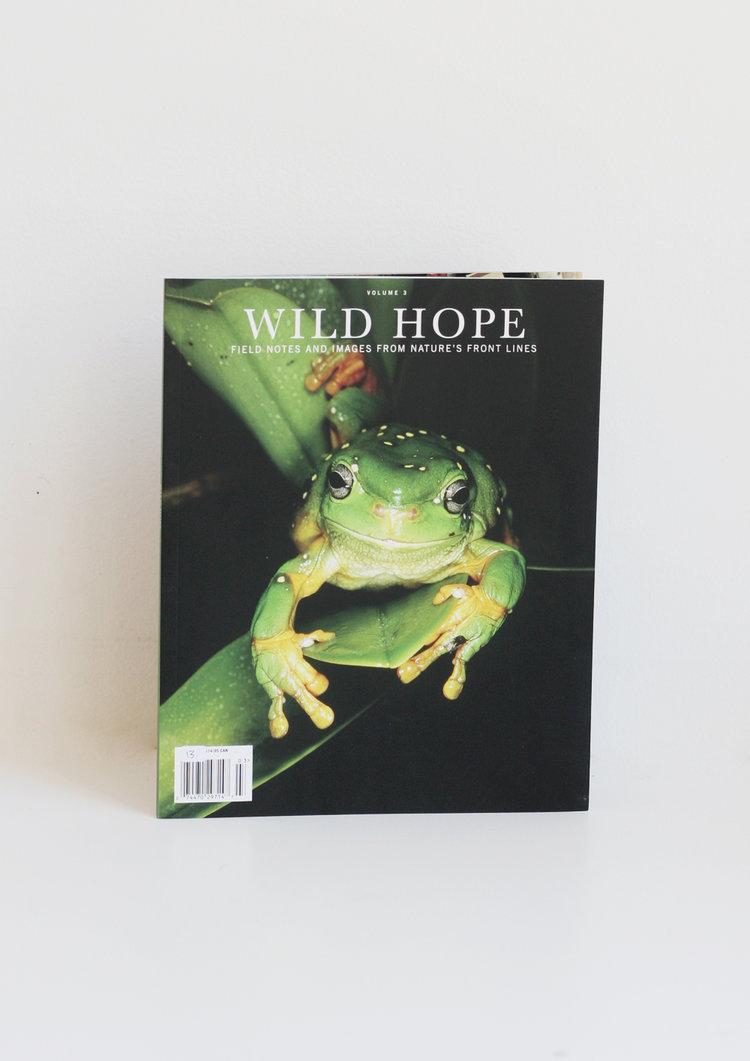 Wild Hope Magazine Issue 03 $14