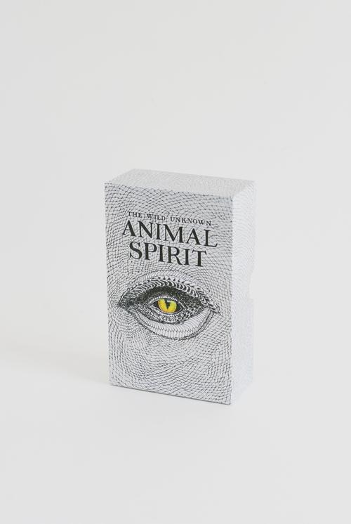 The Wild Unknown Animal Spirit Deck $40