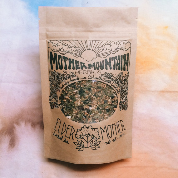 Mother Mountain Herbal Tea $13