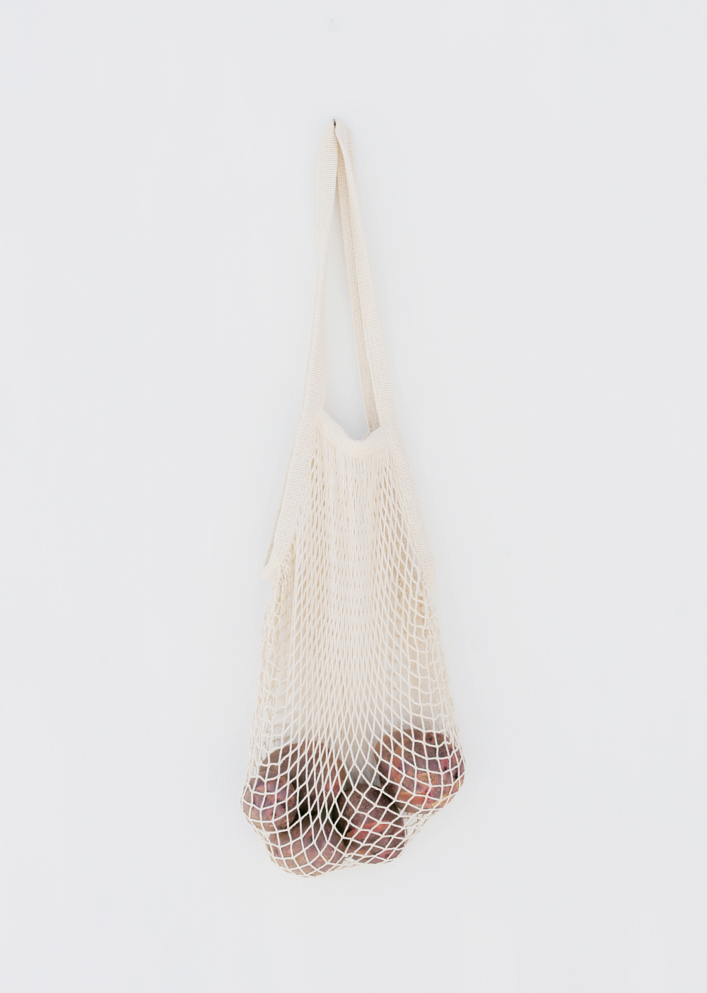 Organic Cotton Net Grocery Bag $12